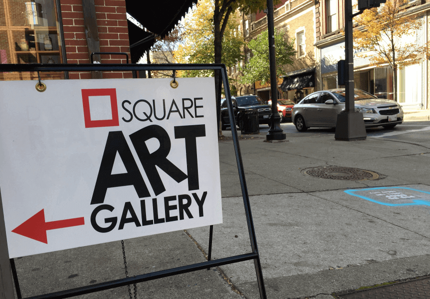 Square Art Gallery