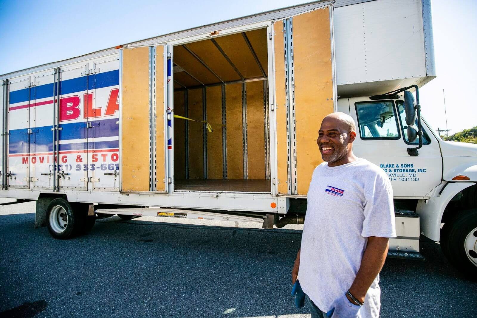 Home movers in Gaithersburg