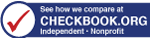 Badge | Checkbook.org